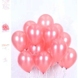 10 pc Decorative Birthday Balloon Set